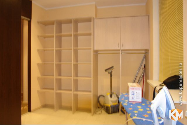 """Гардеробная комната """"хозяйка"""" - мебель на заказ от фабрики """"."""